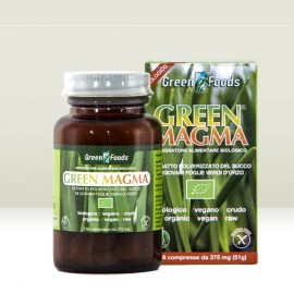 Green Magma 136 compresse